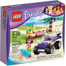 Lego 41010 Friends Olivia's Beach Buggy ATV NEW MISB