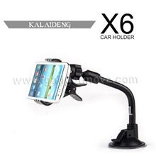 Kalaideng X6 Galaxy S2 S3 S4 S5 Note 1 2 3 Neo Mega 5.8 6.3 Car Holder