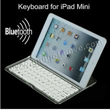 Apple iPad Mini 1 2 3 Keyboard wireless Bluetooth Aluminium Keyboard