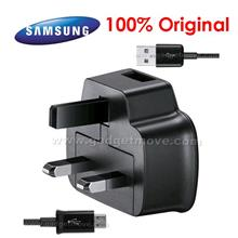 100% Original Samsung Galaxy Note 1 S4 Travel AC Micro USB charger