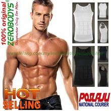 Zerobodys Mens Body Shaper Vest/ Mens Slim N Lift/ Bodyshaper