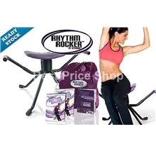 Fast Slim Rhythm Rocker Workout Chair - Lose 7lbs in 7 days