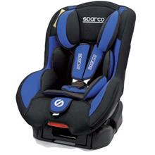 Sparco F500K Convertible Car Seat (Blue)