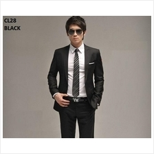 CL28 Korean Slim Fashionable Men's Suit