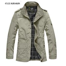 CL22  New Spring Jacket / Slim Korean Men's Thin Coat /Casual Jacket