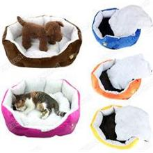READY STOCK ! PT002 Comfortable Pet Bed Sleeping Bed
