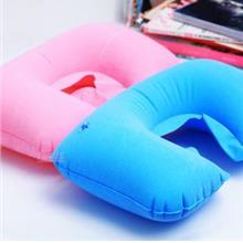 TV024 Travel U shape neck Pillow Inflatable Neck Pillow 2 units