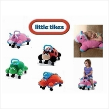 Little Tikes Pillow Racer - Is A Pillow Is A Rider