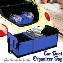 Car Boot Compartment Organizer Bag Heat Insulator Inside B65