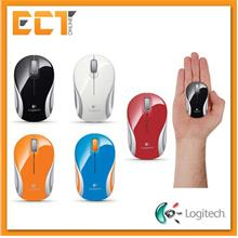 Logitech Wireless Mini Mouse M187 with Three Different Colors