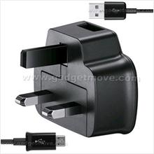Samsung Galaxy Note Official Travel Mains AC Adapter USB Cable (ETA0U7