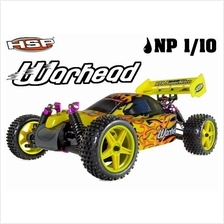 HSP Racing WARHEAD 1/10 GP Off-Road Buggy-Two Speed #94106