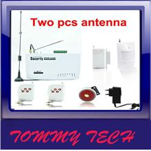 GSM  WIRELESS HOME  ALARM SYSTEM  More Powerful MODEL-IP601