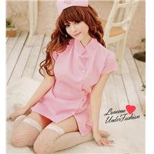 Nurse Uniform Cosplay Role-Playing Sexy Costume Lingerie L3016