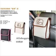 Korea schoolbag cars with storage box trash02830