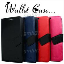 Samsung Galaxy Grand S2 S3 mini S4 Note 1 2 Wallet Flip Case BSKD