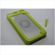 iFoolish Painting BoardCase MagicDrawing Casing - iPhone 4/4S (Green)