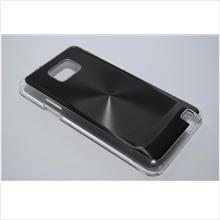 Aluminum Crystal Casing for Samsung Galaxy S2 (Black)