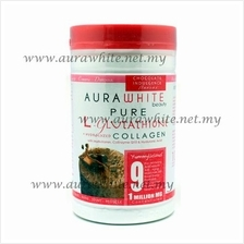 Aura White Pure Gluta Chocolate Indulgence Free Ship + Free Gift