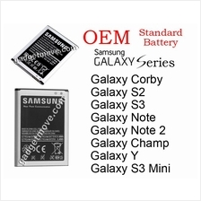 OEM Samsung Galaxy Corby 1 2 S2 S3 S4 Mini Note 1 2 3 W Y Battery