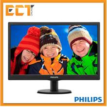 PHILIPS 196V4LSB2 V-LINE 18.5� LCD Monitor with LED Backlight