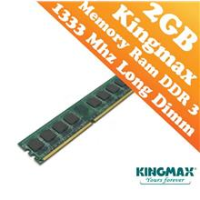 Kingmax DDR3 PC-1333 2GB Long Dimm (PC) Desktop Ram (1333Mhz)