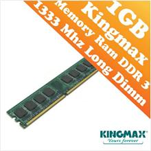 Kingmax DDR3 PC-1333 1GB Long Dimm (PC) Desktop Ram (1333Mhz)