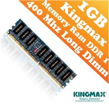 Kingmax DDR1 PC-400 1GB Long Dimm (PC) Desktop Ram (400Mhz)