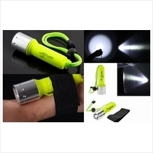 CREE XM-L T6 Diving Flashlight (set )