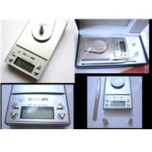 1pc New 10 g x 0.001 g Digital Grain, Carat Jewelry Scale