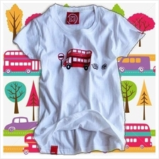 ★BUY 5 FREE 1★Wheel Bus Cartoon Tee