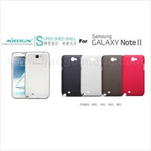 Nillkin Hard Case Samsung Galaxy Note 2 II TPU Back Cover SGP Shell