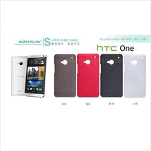 Nillkin HTC One M7 Back Cover Case Hard Matte Case SGP TPU Matt Case