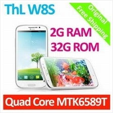 THL W8S 2GB RAM 32GB MTK6589T Quad Core 5.0'' FHD Screen 1920x1080P