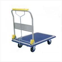 Trolley HTruck 1 Handle 1 Decker Foldable 300 Kgs Metal Hand Stopper