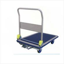 Trolley HTruck 1 Handle 1 Decker Foldable 300 Kgs Metal Leg Stopper