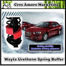 Wayta urethane coil spring power cushion buffer front and rear spring