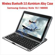 Samsung Galaxy Note 10.1 Wireless Bluetooth 3.0 Aluminium Keyboard