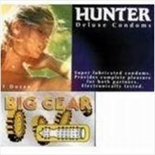 HUNTER BIG GEAR CONDOM 12pcs (Kondom)