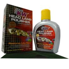 Head Lamp Car Polisher + Cloth