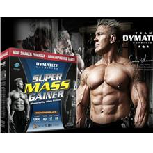 Dymatize SuperMass Gainer (12lbs) (PROTEIN PROTIN)(AMINO+BCAA)