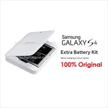 Original Samsung Galaxy S4  2600mAh Extra Battery Charger Kit Desktop
