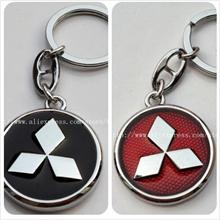 ANDAY 3D Mitsubishi Car Key Chain CT0038-13