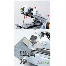 00470The second generation mini manual sewing machine