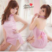 Charm of Beauty Cheong Sam Sexy Costume Cosplay Lingerie L3026