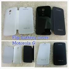 Ninetology Stealth 2 i9500 flip battery cover green