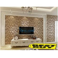 WTB 001 DIY Decorative Wallpaper hot selling promotion