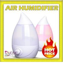2Litre Air Humidifier Air Purifier Freshener,Switch LED Sleeping Light
