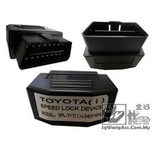 OBD Car Auto CANBUS RPM Speed Lock