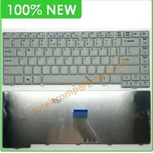 Keyboard for Acer Aspire 4520 4520G 4710 4710G 4710Z White